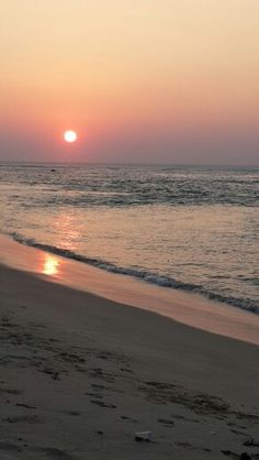 Sunset Lampuuk Beach Aceh Indonesia