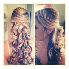 graduation hair?? Gonna Need To Grow My Hair Out Though....