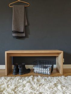 Entryway Bench, Interior, Projects, Furniture, Home Decor, Style, Entry Bench, Log Projects, Swag