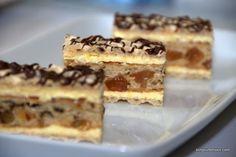 Romanian Desserts, Romanian Food, Romanian Recipes, Good Food, Yummy Food, Mac, Homemade Cakes, Something Sweet, Christmas Desserts