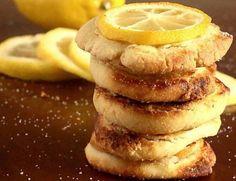 Постное лимонно-имбирное печенье – рецепт с фото
