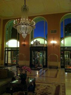 Mark Hopkins Hotel San Francisco CA