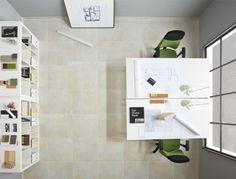PERLA - Płytki do domowego biura