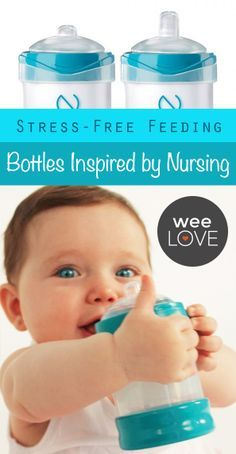 When nursing, there is no air vent, so why should bottles have one? This bottle solves all your problems. Read more about why weeLove Bare Bottles   weespring.com