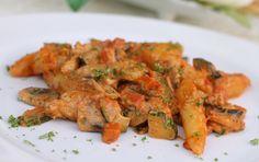 Schupfnudel-Hähnchen-Gemüsepfanne, ein gutes Rezept aus der Kategorie Pasta & Nudel. Bewertungen: 10. Durchschnitt: Ø 4,5.