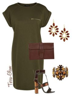"""""""Autumn Is Approaching!"""" by terra-glam ❤ liked on Polyvore featuring Tom Ford, Kendra Scott and Dsquared2"""