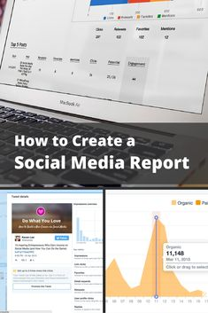 A complete guide to creating a social media report that you can email to your boss or client --> http://buff.ly/1JpkKJG