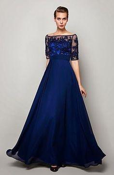 25 Best Navy Blue Wedding Dresses Images Dresses Blue