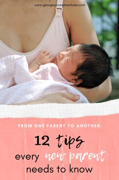 New parents need all the advice they can get. The best advice for new parents is trust your gut instinct, ask for help/don't ask for help. Advice For New Moms, New Parent Advice, Mom Advice, Parenting Advice, Natural Parenting, Thing 1, Newborn Care, First Time Moms, New Parents