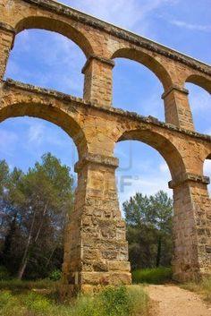 Aqueducte Pont del Diable , Tarragona  Catalunya