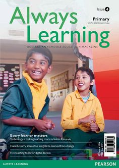 Always Learning Primary Magazine Issue 4 (Term Primary History, Primary English, Primary Science, Australian Curriculum, Always Learning, Teaching Tools, Mathematics, Literacy, Insight
