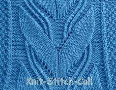 Stitch No. 32 – Knitting Beauty