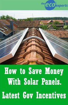 These revolutionary solar panels are being blown up in the UK Brits are saving money . Solar Panel Installation, Solar Panels, Interior Design Kitchen, Interior Design Living Room, Design Bedroom, Cheap Energy, Eco Friendly House, Staircase Design, Sustainable Design