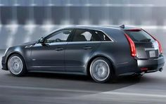 Used 2011 Cadillac CTS-V Pricing & Features | Edmunds