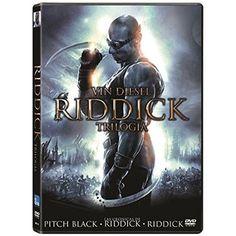 Chollo en Amazon España: Trilogía de Riddick por solo 11,29€ (un 37% de descuento sobre el precio de venta recomendado y precio mínimo histórico)