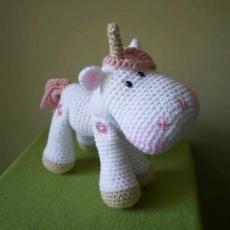 Luna the unicorn