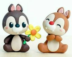 Japanese Food Art, Disney Word, Pasta Flexible, Cold Porcelain, Biscuits, Polymer Clay, Colored Pasta, Cold, Characters