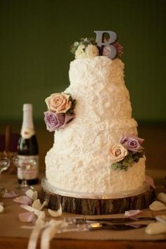 15 Inspiring Wedding Cake Ideas