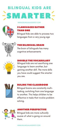 Why Bilingual Kids Are Smarter | Bilingual Kidspot