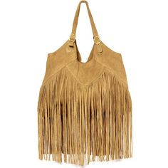 I was a very bad girl yesterday - fresh from a trip, but couldn't resist this one. I can't have enough fringe bags! Boho Beige, $199, now featured on Fab.