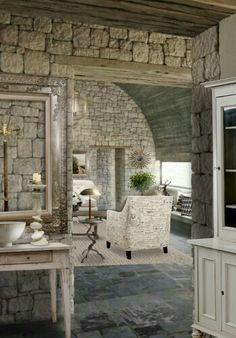 Design I created in neybers Decor, Furniture, French Country, Country, Interior Decorating, Interior, Home Decor, Interior Design, Mirror