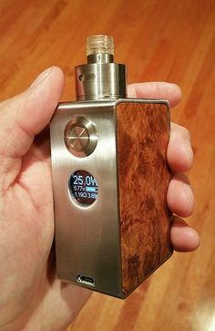 Heresy – 26650 SX350 | Cloud Control by MAKER