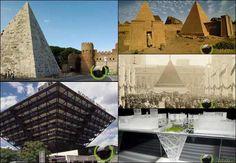 10 Piramida Aneh yang paling terbesar di Dunia