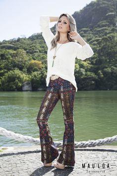 Ensaio fotográfico de moda para Pandora Store, realizado em Balneário Camboriú