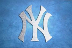 New York Metal Wall Art by INSPIREMEtals on Etsy, $40.00