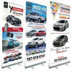 Diseño banners para Grupo Automotriz