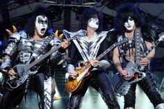 HUDBA | Pořádnou oslavu si připravily rockové legendy KISS.  Čtyricet let na scéně ... už 8. 6., O2 Arena.
