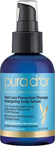 PURA D'OR Hair Loss Prevention Therapy Energizing Scalp Serum