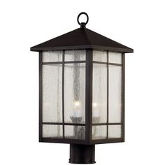 "Found it at Wayfair - Capistrano 18"" Post Lantern"