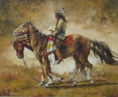 The Fugitive by Michele Zarb Oil kp