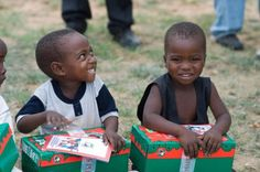 Operation Christmas Child – It's Packing Time!