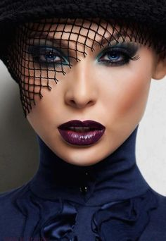 Makeup (10)  Sexy evening makeup!,  Go To www.likegossip.com to get more Gossip News!