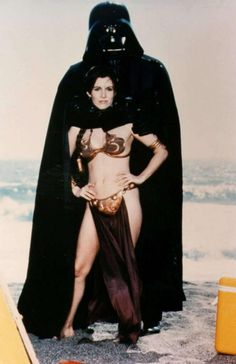 carrie fisher star wars photos rares