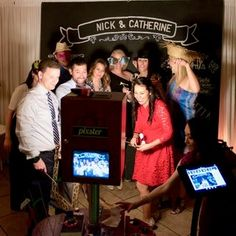 DIY Portable Wedding Photo Booth : 6 Steps (with Pictures) - Instructables Portable Photo Booth, Diy Photo Booth, Wedding Photo Booth, Wedding Photos, Digital Kiosk, Our Wedding, Things To Think About, Wedding Inspiration, How To Plan