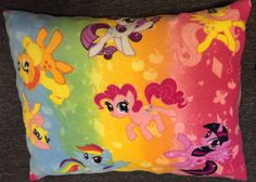 My little pony pillow (huge)