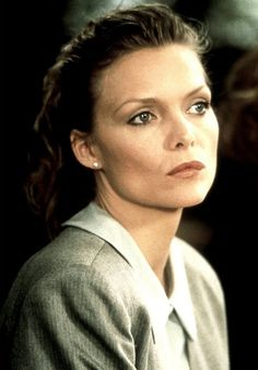 Michelle Pfeiffer as Rose in the movie A Thousand Acres
