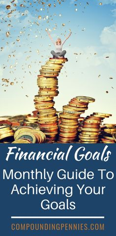 Is this the year you want to achieve your financial goals? This guide will show you a simple plan to achieve your goals and see massive results. Financial Goals, Financial Planning, Living On A Budget, Frugal Living, Term Life Insurance, Take Money, Changing Jobs, Simple, Ideas