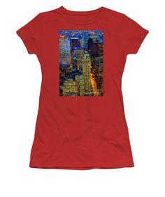 Women's T-Shirt (Junior Cut) - New York City