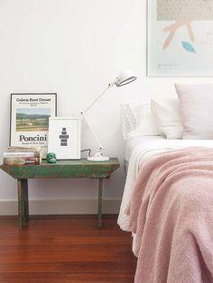 Perfect minimal bedroom