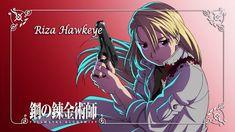 """FMA Feminist Analysis: Riza Hawkeye"" //Click through to read. It's long, but worth it! Riza is, simply put, amazing. Fullmetal Alchemist Brotherhood, Hawkeye, Graphic Wallpaper, Hd Wallpaper, Laptop Wallpaper, Sword Art Online, Fulmetal Alchemist, Alphonse Elric, Dark Anime Guys"