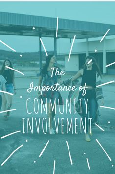 community leadership involvement essay