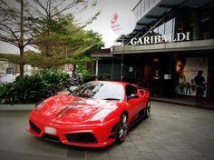 Ferrari Bangsar Biglense ~ Bridal Car by RedOrca Bridal Car, Ferrari Scuderia, Car Rental, Red, Wedding, Valentines Day Weddings, Weddings, Marriage, Chartreuse Wedding
