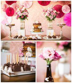 Elegant 30th Birthday Party via Kara's Party Ideas KarasPartyIdeas.com (2)