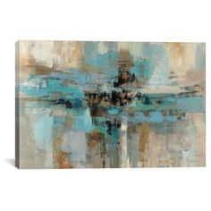 Refresh your space with beautiful abstract artwork when you decorate with the Morning Fjord from Silvia Vassileva. Produced with a giclee finish which offers the texture, look and feel of fine-art paintings, this artwork has been colored with fade-resistant archival inks to guarantee perfect color reproduction that remains vibrant for decades even when exposed to light. Introduce a beautiful decor piece into your home perfect for providing that ideal finishing touch with its warm, neutral…