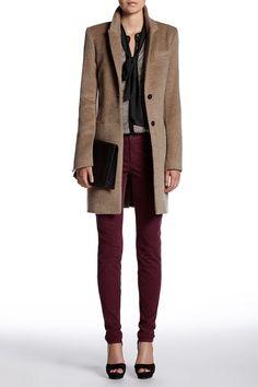 Set online store - Coat/Outdoor - Brown