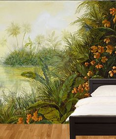 Iu0027ve Always Wanted To Paint A Mural. Custom Fabric Wall Murals Part 87